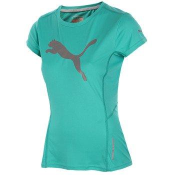 koszulka do biegania damska PUMA RUNNING PURE NIGHTCAT TEE / 511929-01
