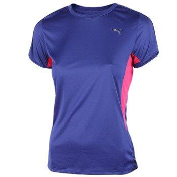 koszulka do biegania damska PUMA RUNNING SHORT SLEEVE TEE / 509807-14