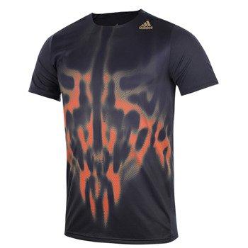 koszulka do biegania męska ADIDAS ADIZERO TEE / AA0610