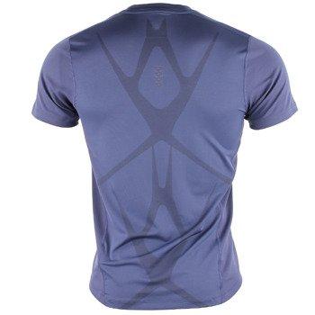 koszulka do biegania męska ASICS RACE SHORT SLEEVE TOP / 129908-8133