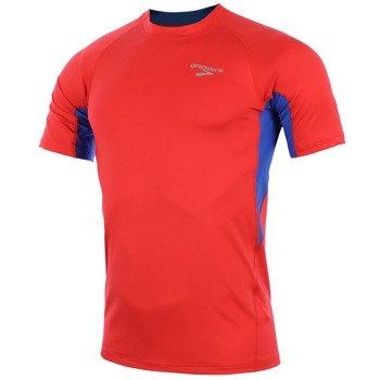 koszulka do biegania męska BROOKS EQUILIBRIUM SHORT SLEEVE II