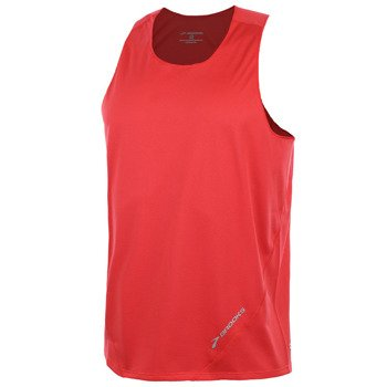 koszulka do biegania męska BROOKS RACE DAY SINGLET / 210463604
