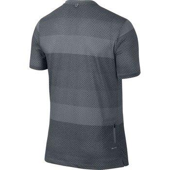 koszulka do biegania męska NIKE COOL STRIPE TAILWIND CREW / 646795-065
