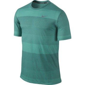 koszulka do biegania męska NIKE DRI-FIT COOL TAILWIND STRIPE / 646795-405