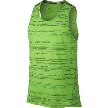 koszulka do biegania męska NIKE DRI-FIT COOL TAILWIND STRIPE TANK / 724805-313