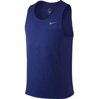 koszulka do biegania męska NIKE DRI-FIT MILER SINGLET / 683523-455