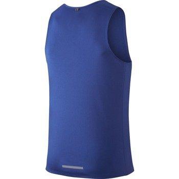 koszulka do biegania męska NIKE DRI-FIT MILER SINGLET / 683523-480