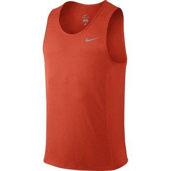 koszulka do biegania męska NIKE DRI-FIT MILER SINGLET / 683523-803