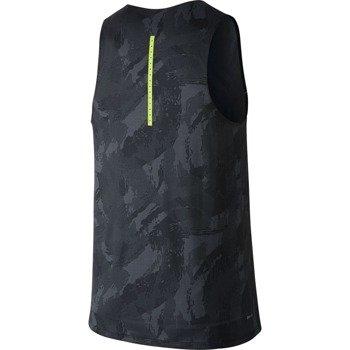 koszulka do biegania męska NIKE FRACTUAL RACING SINGLET / 683406-010