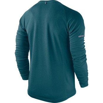 koszulka do biegania męska NIKE MILER LONGSLEEVE UV (TEAM) / 519700-320
