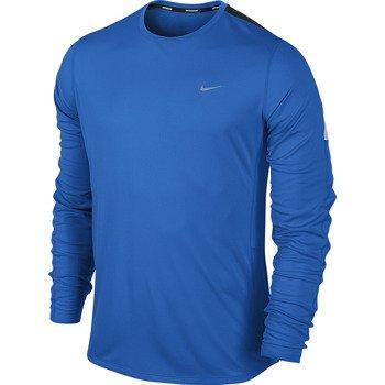 koszulka do biegania męska NIKE RACER LONGSLEEVE / 543233-401