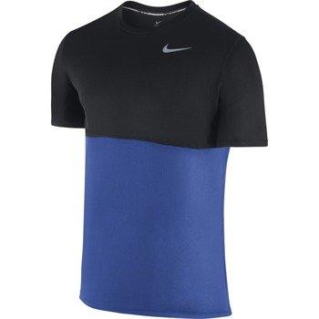 koszulka do biegania męska NIKE RACER SHORTSLEEVE / 644396-480