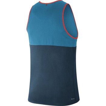 koszulka do biegania męska NIKE RACER SINGLET / 642844-496
