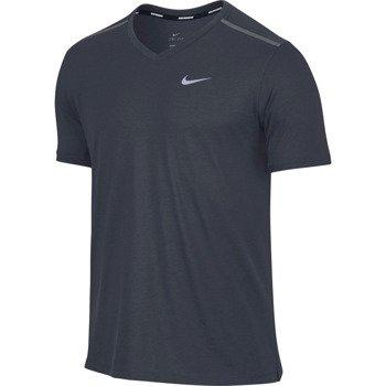koszulka do biegania męska NIKE TAILWIND SHORTSLEEVE V / 589674-011
