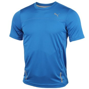 koszulka do biegania męska PUMA PURE FITTED SHORTSLEEVE TEE