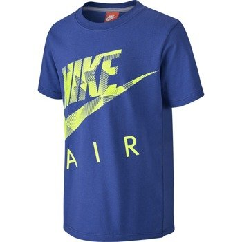 koszulka sportowa chłopięca NIKE AIR / 678903-480