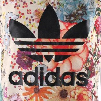 koszulka sportowa damska ADIDAS BOYFRIEND TREFOIL TEE / AJ8139