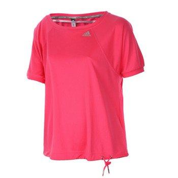koszulka sportowa damska ADIDAS CLIMACHILL LOOSE TEE / M63977