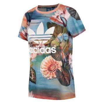 koszulka sportowa damska ADIDAS CURSO DAGUA LOGO TEE / S19327