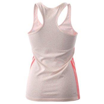 koszulka sportowa damska ADIDAS ESSENTIALS MID 3S SLIM TANK / AJ4739