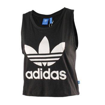 koszulka sportowa damska ADIDAS LOOSE CROP TANK / AY8135