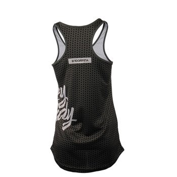 koszulka sportowa damska ENDORFINA TOP TANK BLACK / JZ16-5610