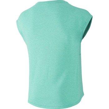koszulka sportowa damska NIKE CLUB BOXY TEE LOGO / 638900-349