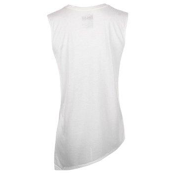 koszulka sportowa damska NIKE CLUB TIE LOGO TEE / 643264-100