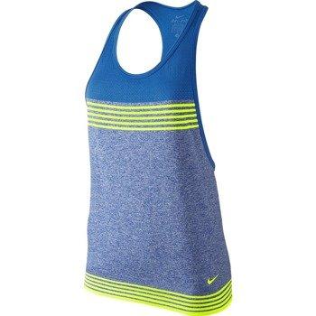 koszulka sportowa damska NIKE DRI-FIT KNIT LOOSE TANK / 682895-480
