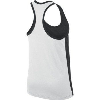 koszulka sportowa damska NIKE FLOW SWOOSH TANK / 611796-011