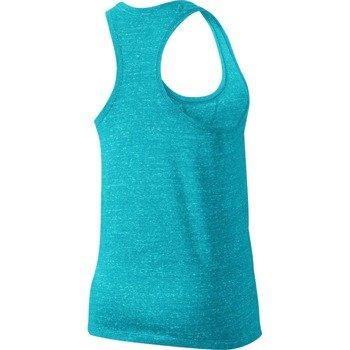koszulka sportowa damska NIKE GYM VINTAGE TANK / 726065-418