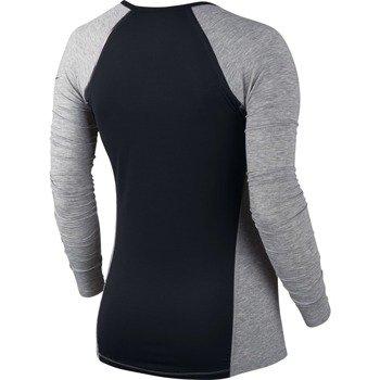 koszulka sportowa damska NIKE LUX STUDIO PRO TOP / 742795-091