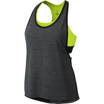 koszulka sportowa damska NIKE PRO INSIDE LOOSE TANK / 643314-035