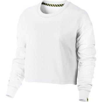 koszulka sportowa damska NIKE RU CREW / 653947-100