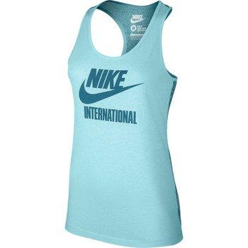 koszulka sportowa damska NIKE RU NIKE AIR PRINT TANK / 589040-448