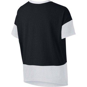 koszulka sportowa damska NIKE SIGNAL TEE COLORBLOCK / 726078-010