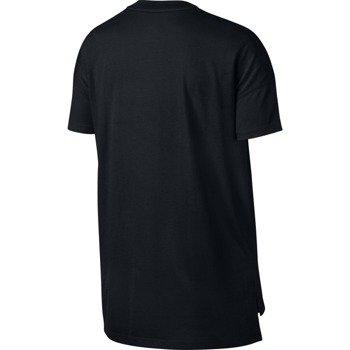 koszulka sportowa damska NIKE SIGNAL TEE LOGO / 821993-010