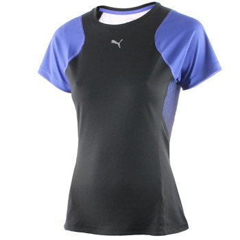 koszulka sportowa damska PUMA GRAPHIC SHORT SLEEVE TEE / 514320-03
