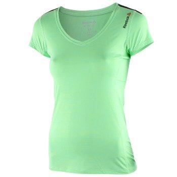 koszulka sportowa damska REEBOK ONE SERIES ACTIVCHILL TEE / AI1738
