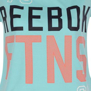 koszulka sportowa damska REEBOK WORKOUT READY FTNS TEE / B86364