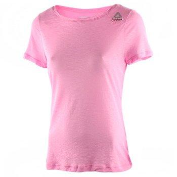 koszulka sportowa damska REEBOK WORKOUT READY LIGHT SLUB TEE / S95453
