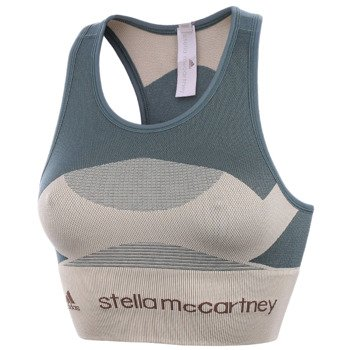 koszulka sportowa damska Stella McCartney ADIDAS ESSENTIALS SEAMLESS CROP TOP / A99951