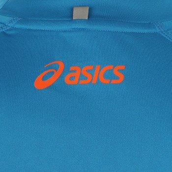 koszulka sportowa męska ASICS STRIPE SHORTSLEEVE TOP / 121330-8070
