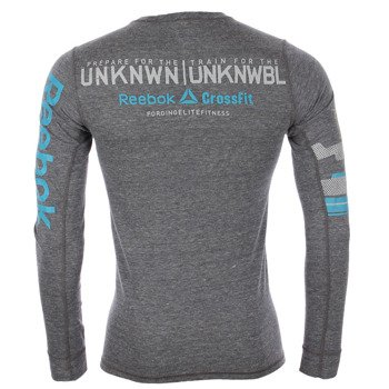 koszulka sportowa męska REEBOK CROSSFIT TRIBL LONGSLEEVE