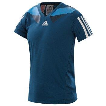 koszulka tenisowa chłopięca ADIDAS BARRICADE SEMIFIT / F86488