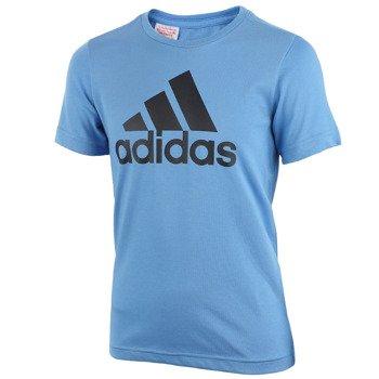 koszulka tenisowa chłopięca ADIDAS ESSENTIALS LOGO TEE / S23180