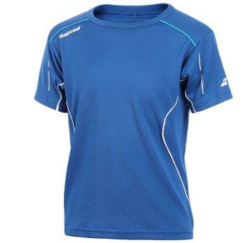 koszulka tenisowa chłopięca BABOLAT T-SHIRT MATCH CORE / 42S1470-136