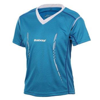 koszulka tenisowa chłopięca BABOLAT T-SHIRT MATCH PERFORMANCE / 42S1430-136
