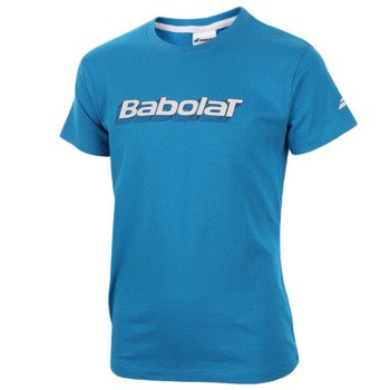 koszulka tenisowa chłopięca BABOLAT T-SHIRT TRAINING BASIC / 42F1482-136