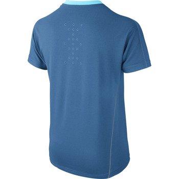 koszulka tenisowa chłopięca NIKE CONT ATHLETE FO TOP